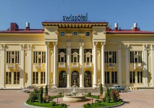 Отель Swissotel Resort Сочи Камелия