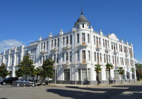 Отель Рица